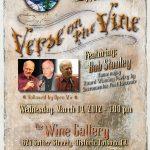 Verse on the Vine f. Bob Stanley