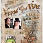 Verse on the Vine f. Cynthia Linville