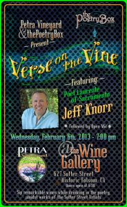 Verse on the Vine f. Jeff Knorr