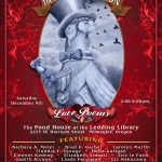 The Poeming Pigeon: Love Poems – Book Launch