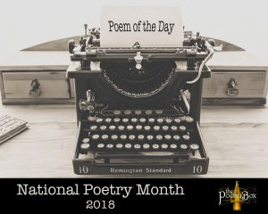 National Poetry Month: Poem of the Day