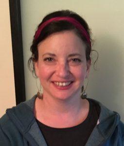 Sherri Levine, Author Photo