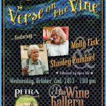 Verse on the Vine f. Molly Fisk & Stanley Zumbiel