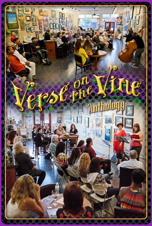 Verse on the Vine Anthology Front Cover Image