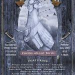 Poeming Pigeons: Sacramento Book Launch