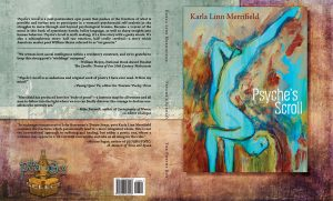 Book Cover Psyche's Scroll by Karla Linn Merrifield, The Poetry Box Select