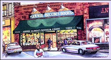Annie Bloom's Books in Portland OR