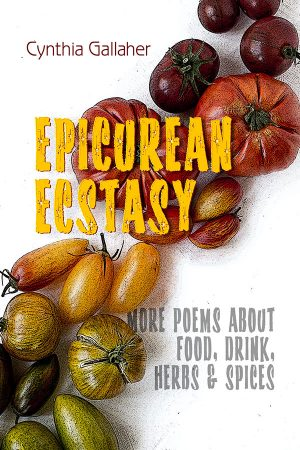 Book Cover Epicurean Ecstasy by Cynthia Gallaher