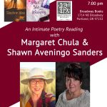 Event Poster: Shawn & Maggie at Broadway Books