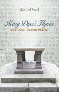 Front Cover: Mary Dyer's Hymn & Other Quaker Poems