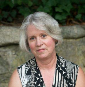 Amy Miller, Chapbook Prize Judge 2020