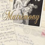Book Cover (front) Matrimony