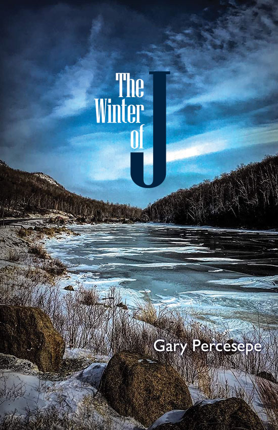 Cover (front)-The Winter of J