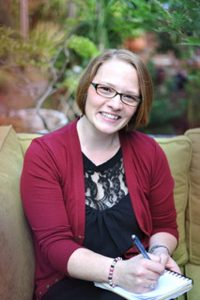 Author Photo: Rebecca Smolen