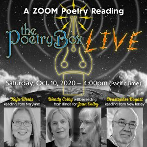The Poetry Box LIVE (Oct 2020)