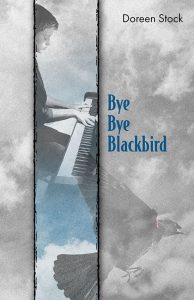 Front Cover of Bye Bye Blackbird, designed by Robert R. Sanders