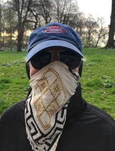 David Belmont - masked