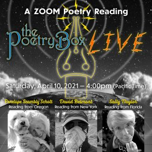 The Poetry Box LIVE (Apr 10, 2021)