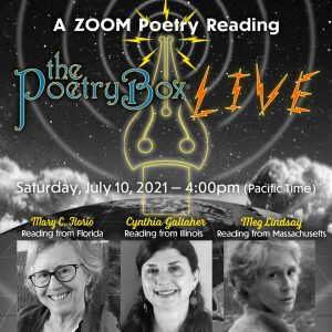 The Poetry Box LIVE (July 10, 2021)