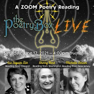 The Poetry Box LIVE (June 12, 2021)