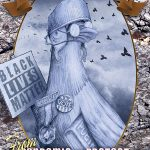 front book cover of The Poeming Pigeon: From Pandemic to Protest