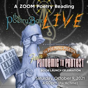 The Poetry Box LIVE (Oct 9, 2021)