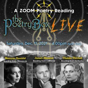 The Poetry Box LIVE (Dec 11, 2021)